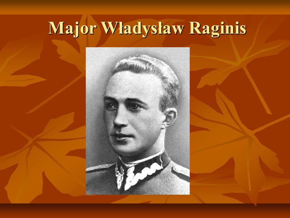 Major Władysław Raginis