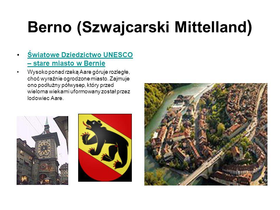 Berno (Szwajcarski Mittelland)