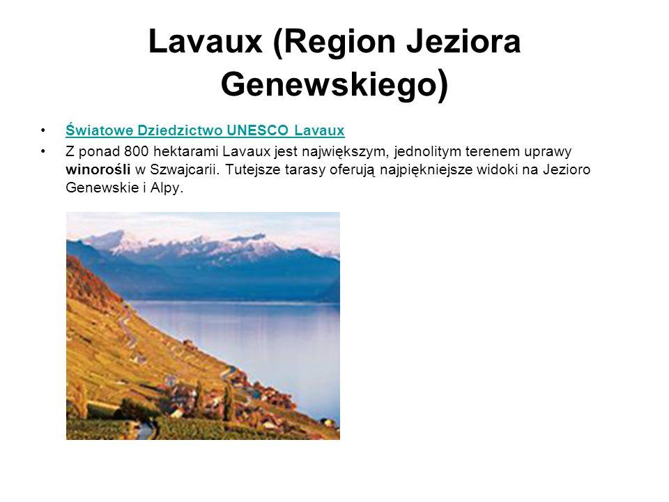 Lavaux (Region Jeziora Genewskiego)
