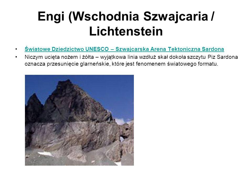 Engi (Wschodnia Szwajcaria / Lichtenstein