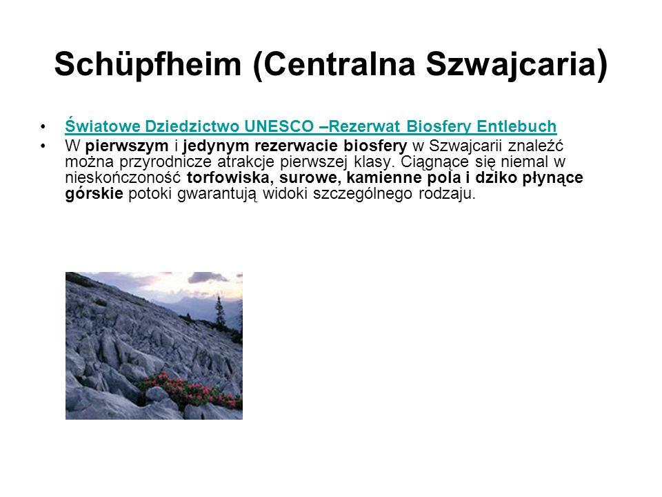 Schüpfheim (Centralna Szwajcaria)