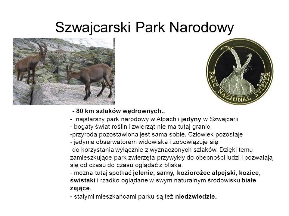 Szwajcarski Park Narodowy