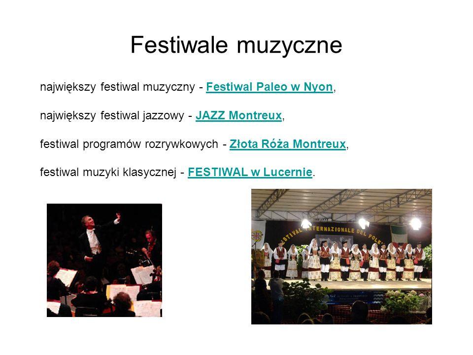Festiwale muzyczne