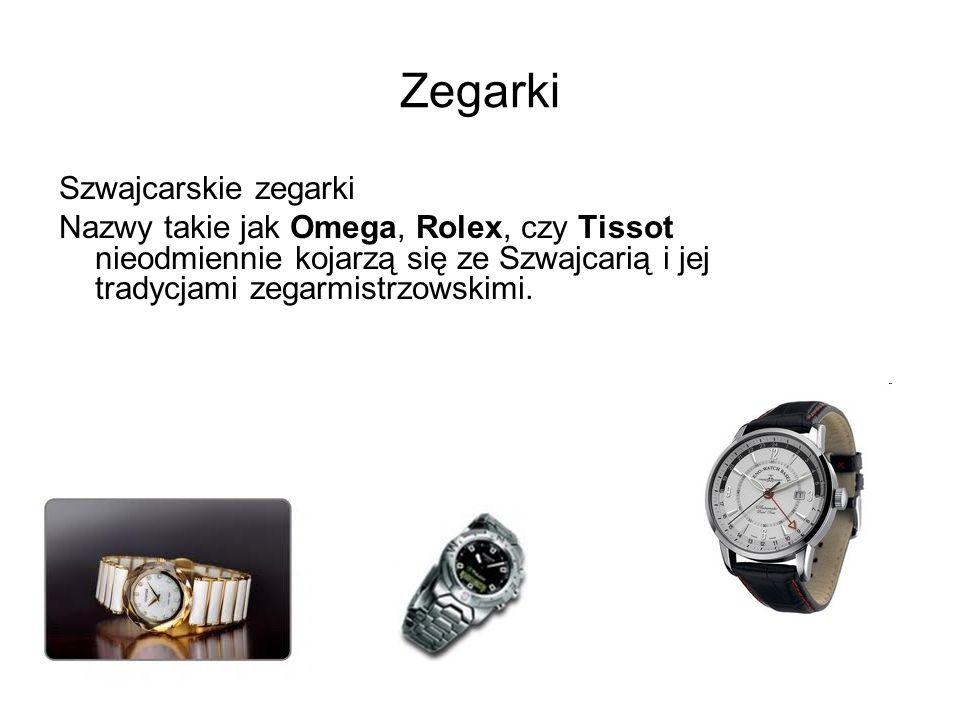 Zegarki Szwajcarskie zegarki