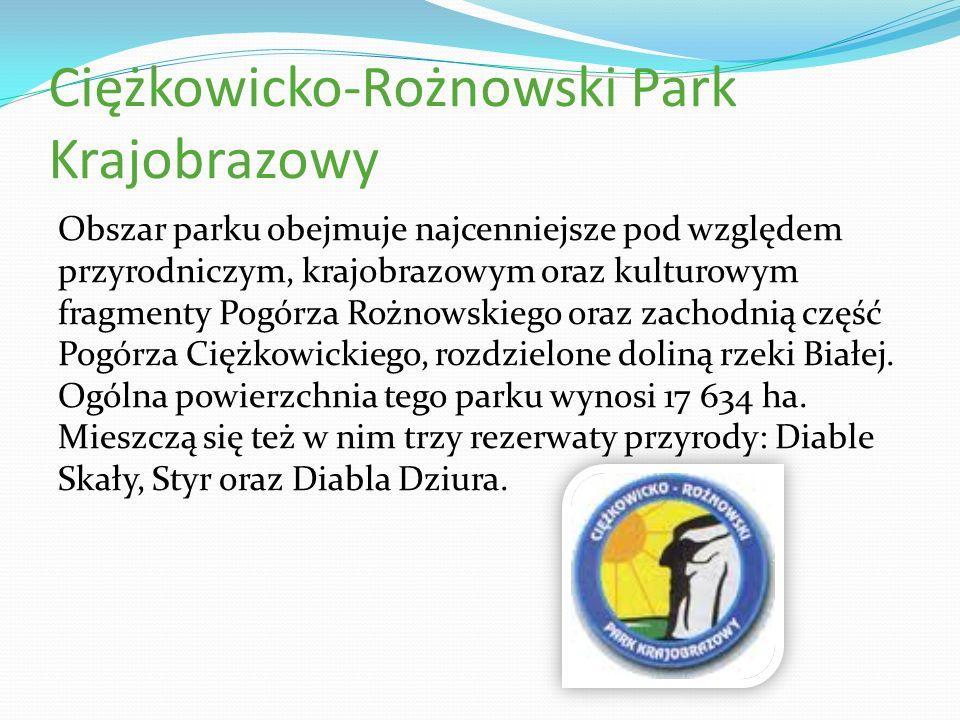 Ciężkowicko-Rożnowski Park Krajobrazowy