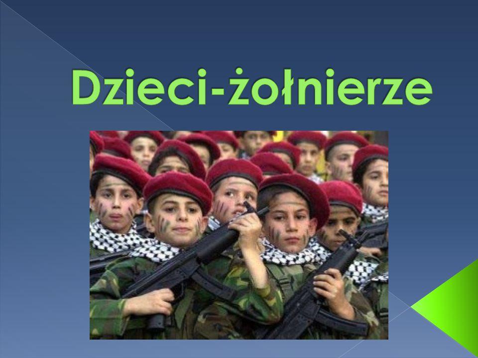 Dzieci-żołnierze