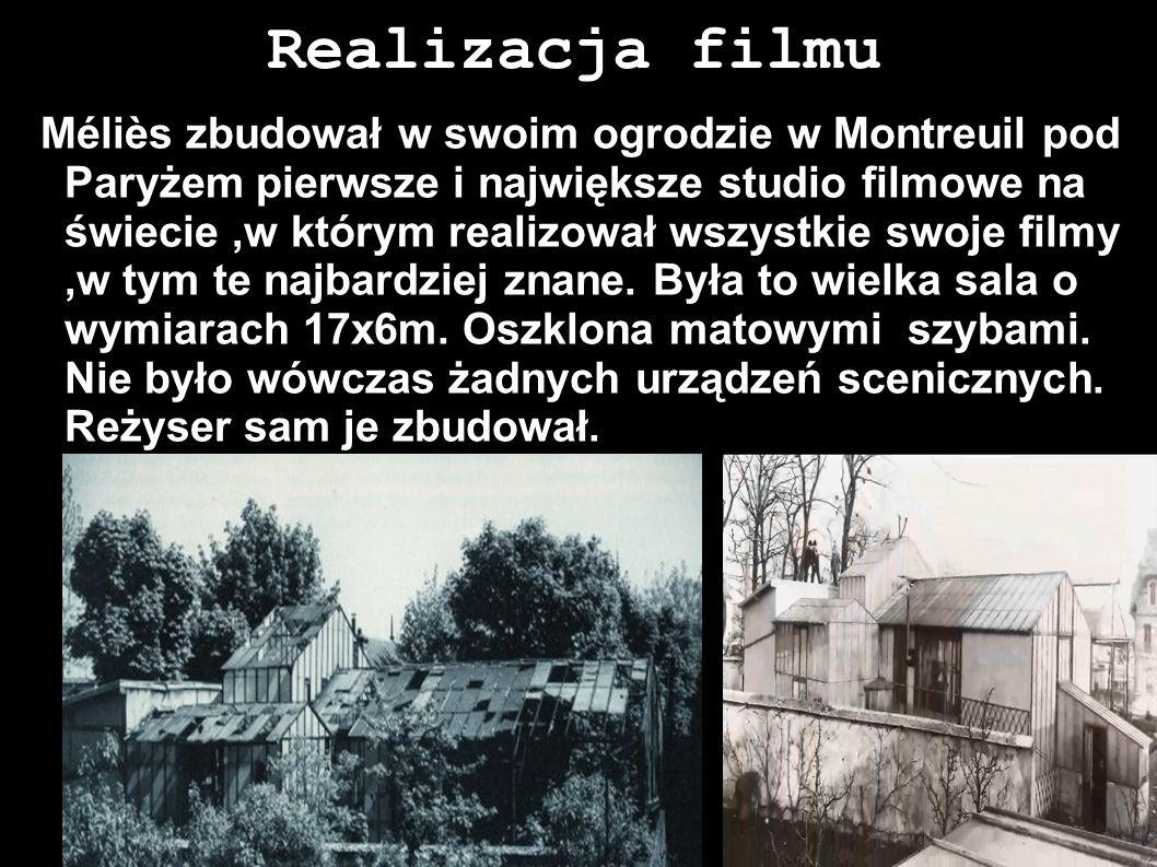 Realizacja filmu