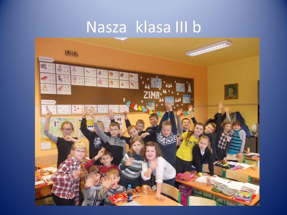 Nasza klasa III b