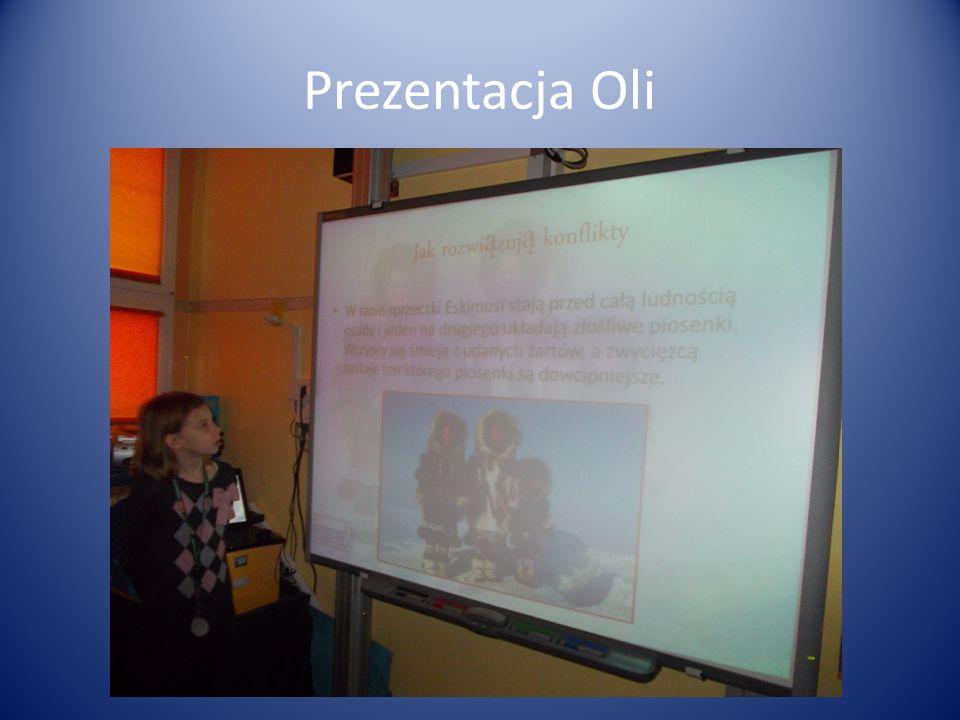 Prezentacja Oli