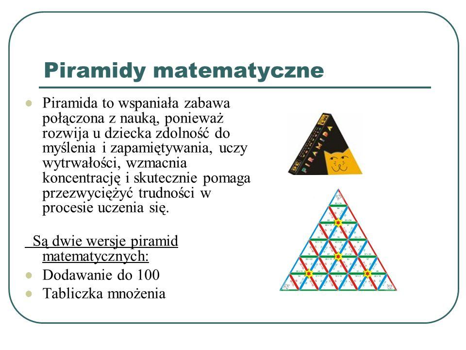 Piramidy matematyczne
