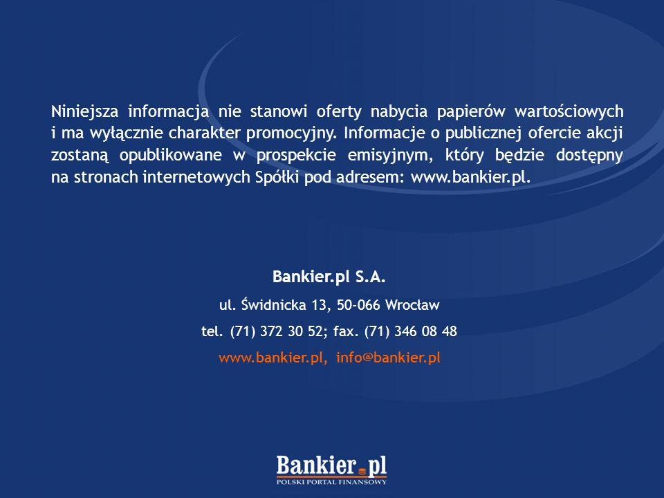 www.bankier.pl, info@bankier.pl