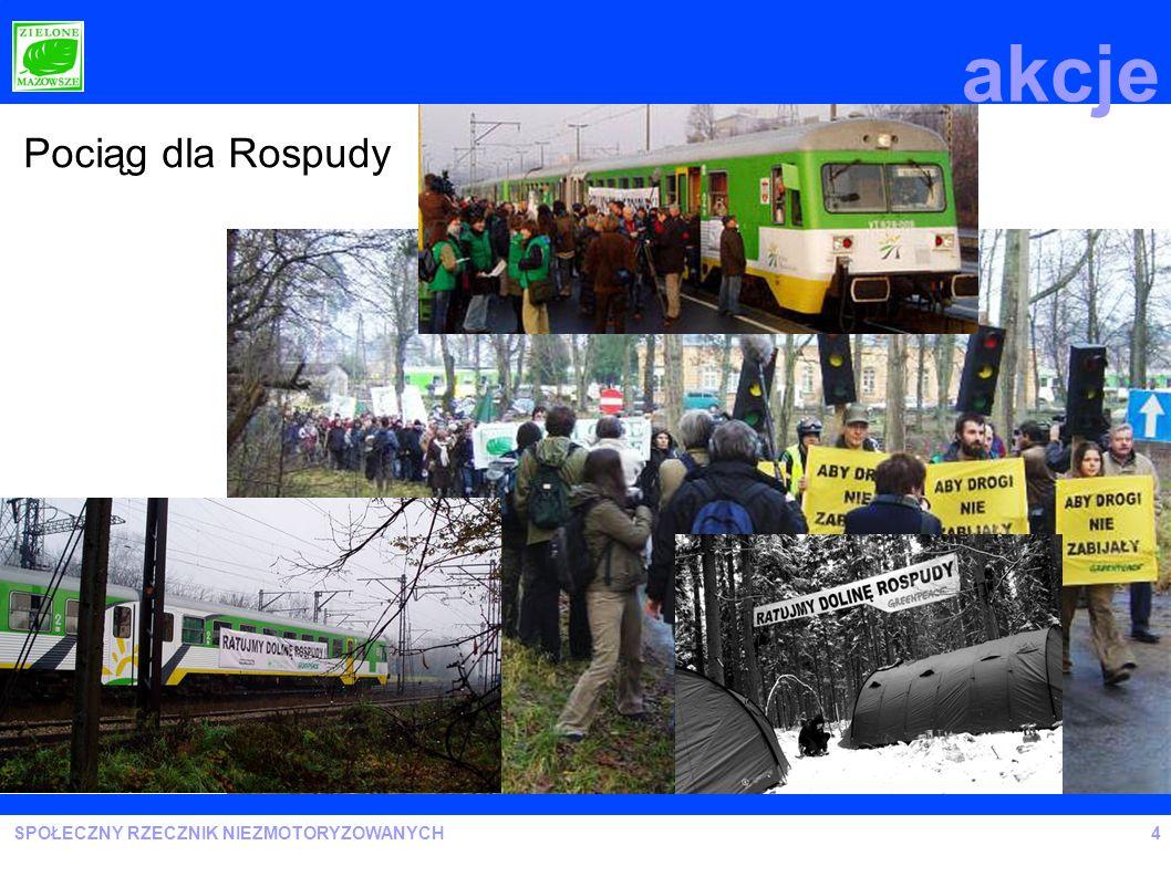 akcje Pociąg dla Rospudy 4