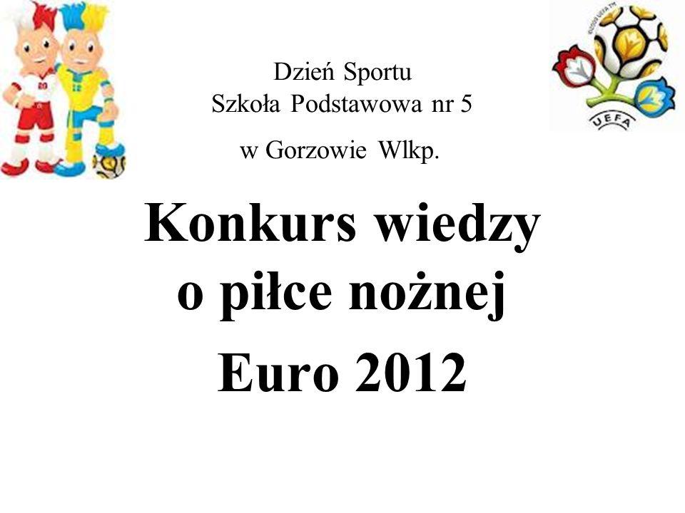 Dzień Sportu Szkoła Podstawowa nr 5 w Gorzowie Wlkp.