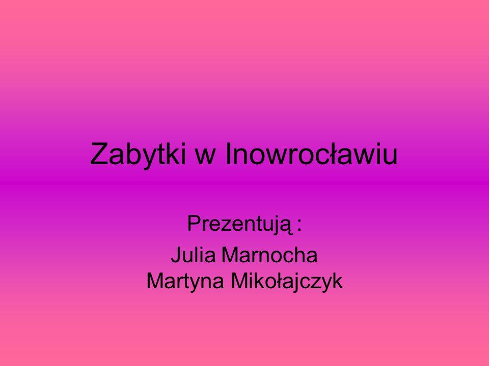 Zabytki w Inowrocławiu