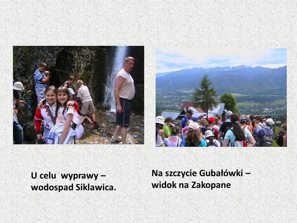 Na szczycie Gubałówki – widok na Zakopane