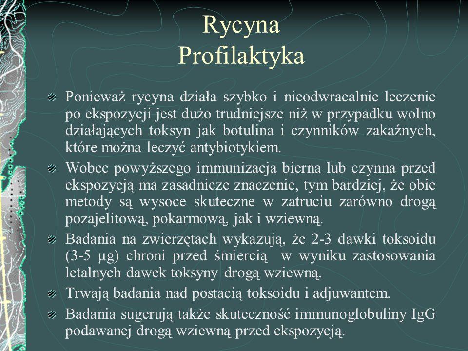 Rycyna Profilaktyka