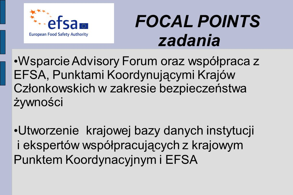 FOCAL POINTS zadania.