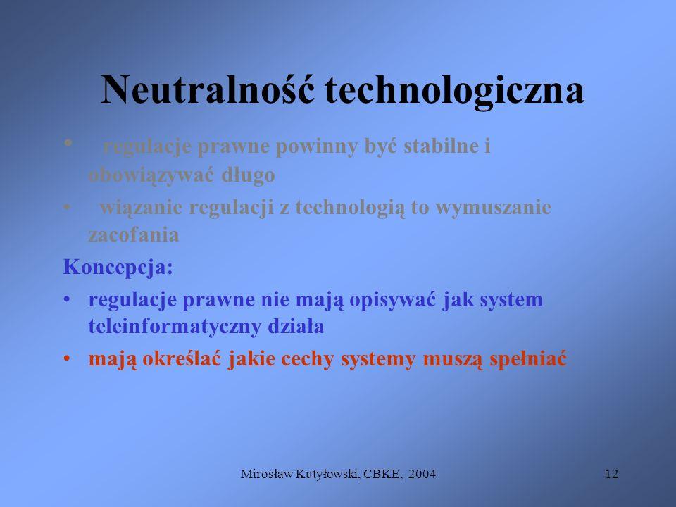 Neutralność technologiczna