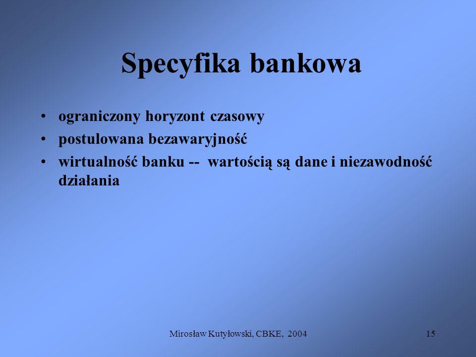 Mirosław Kutyłowski, CBKE, 2004