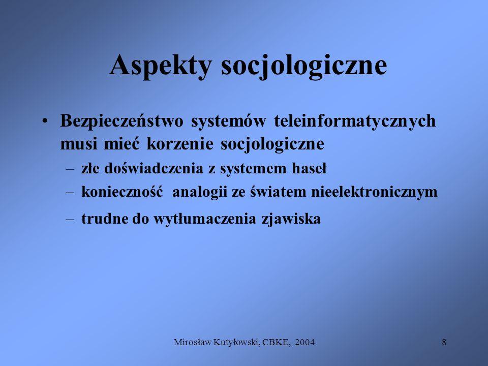 Aspekty socjologiczne