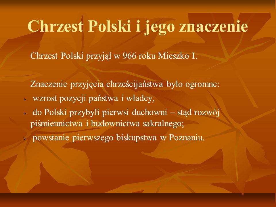 Chrzest Polski i jego znaczenie