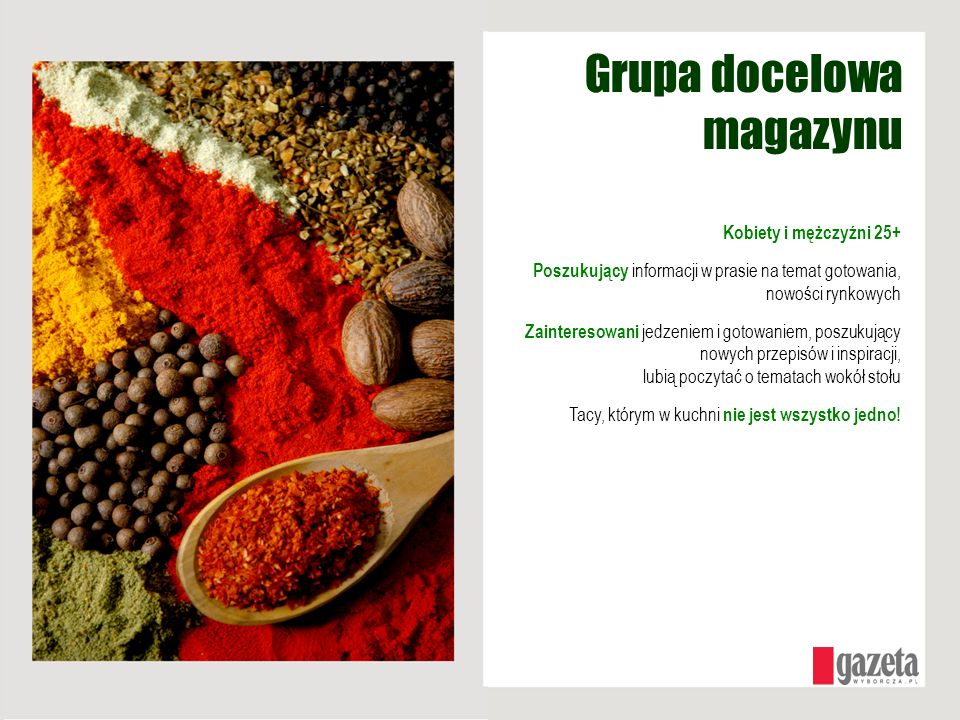 Grupa docelowa magazynu