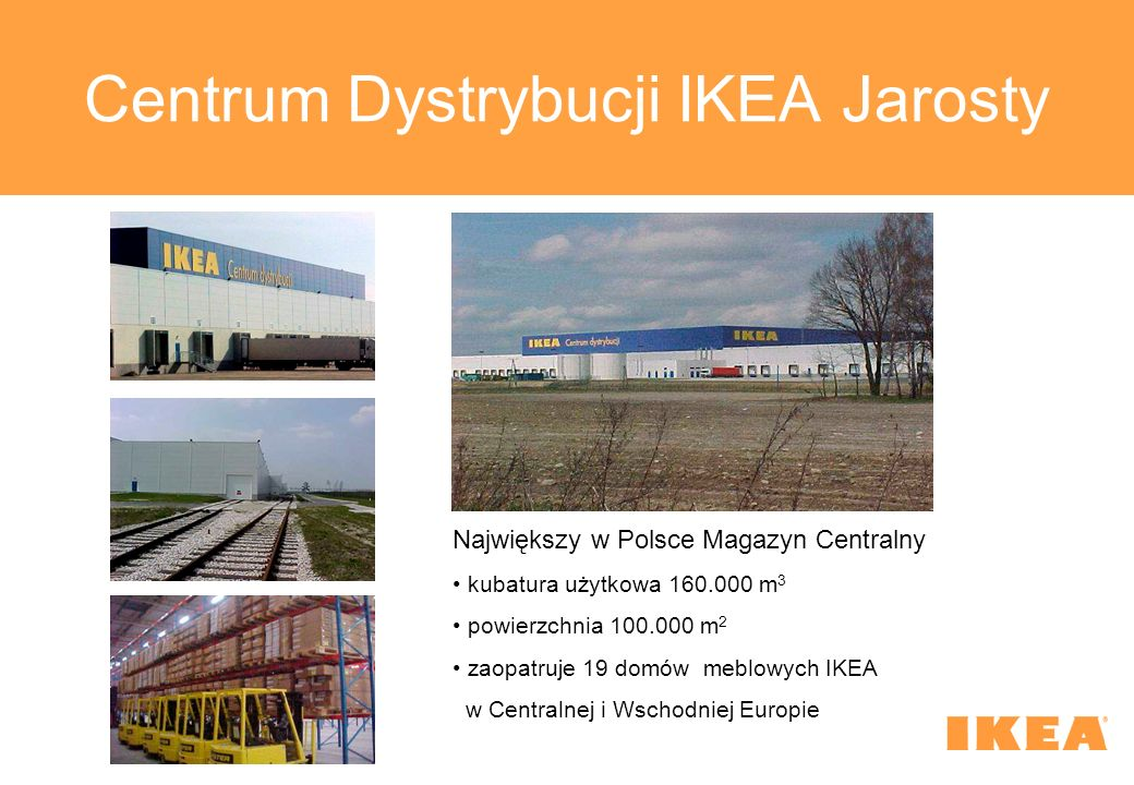 Centrum Dystrybucji IKEA Jarosty