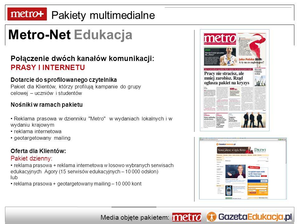 Połączenie dwóch kanałów komunikacji: PRASY I INTERNETU