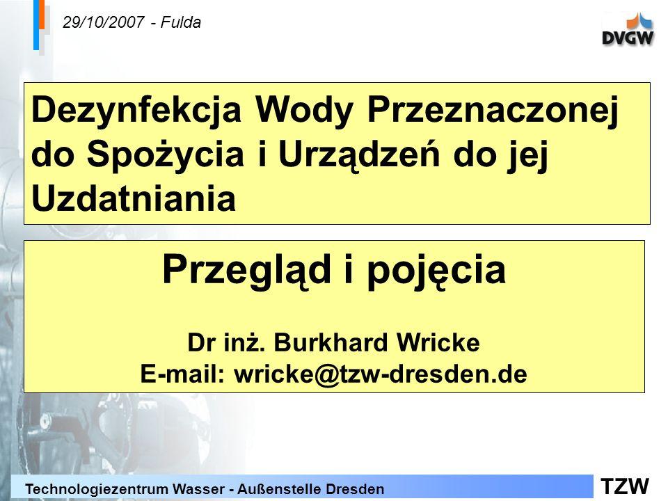 E-mail: wricke@tzw-dresden.de