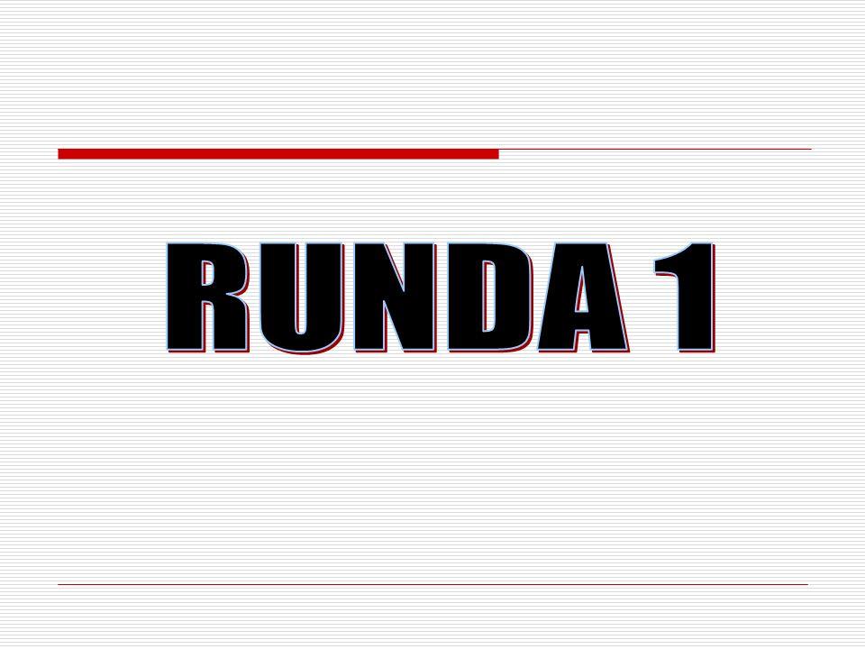 RUNDA 1