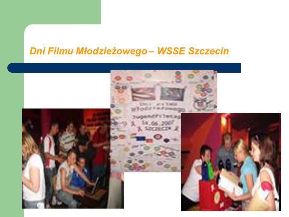 Dni Filmu Młodzieżowego – WSSE Szczecin