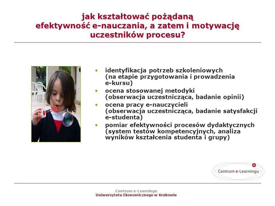 Uniwersytetu Ekonomicznego w Krakowie