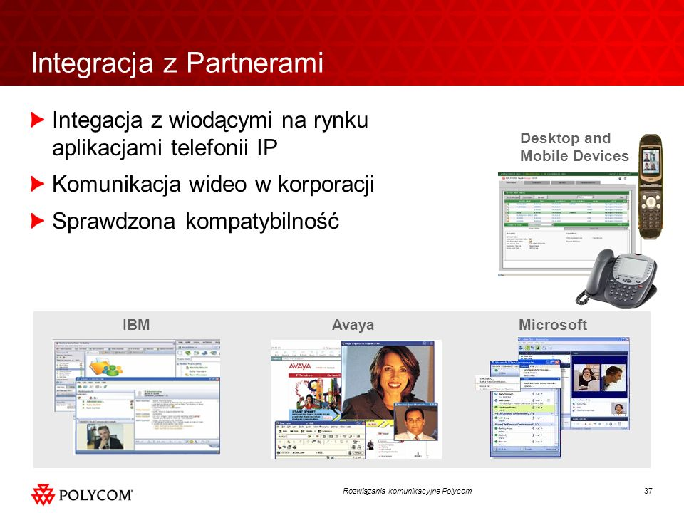 Integracja z Partnerami