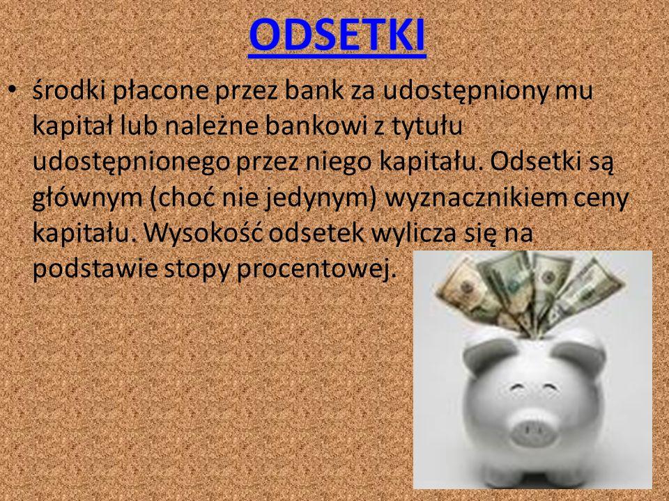 ODSETKI