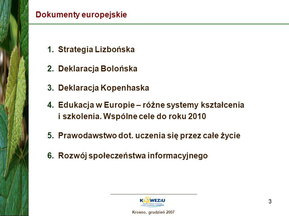 Dokumenty europejskie