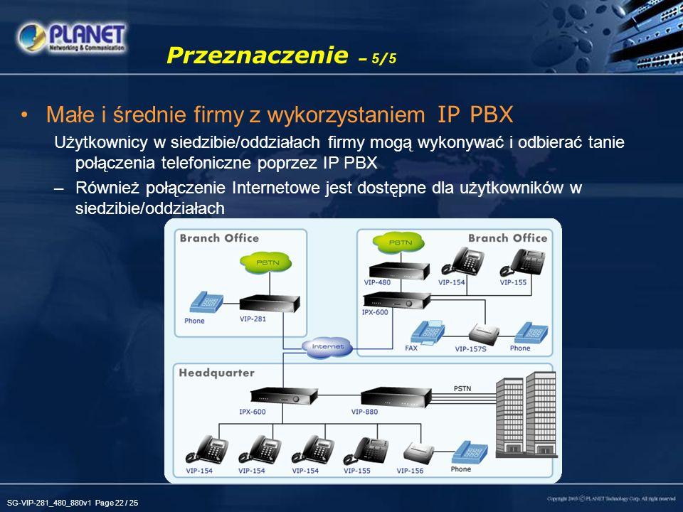 Małe i średnie firmy z wykorzystaniem IP PBX
