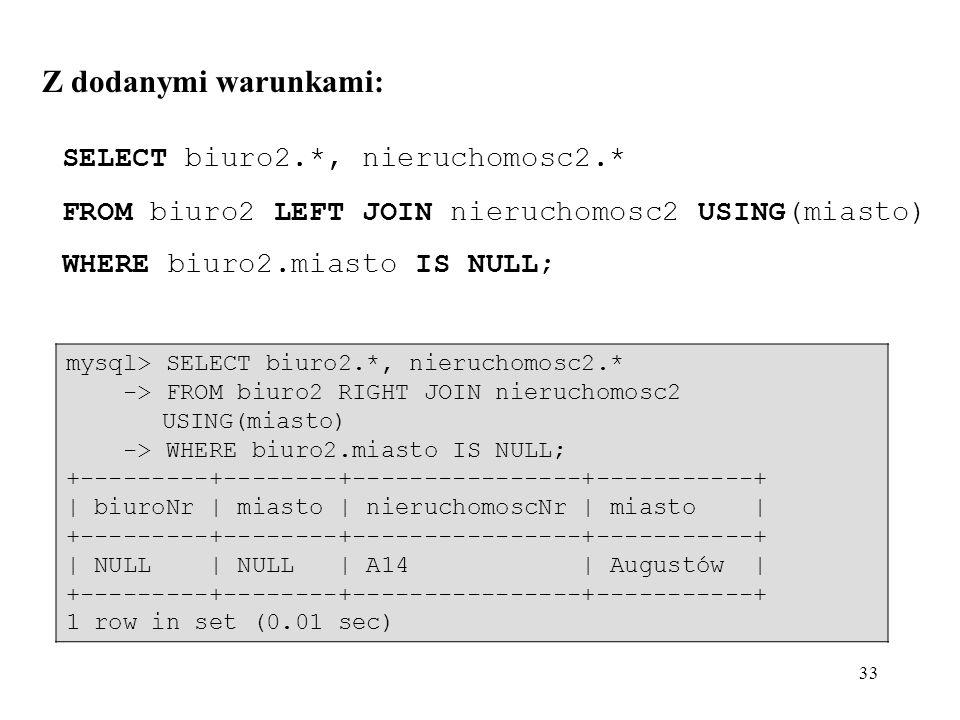 SELECT biuro2.*, nieruchomosc2.*