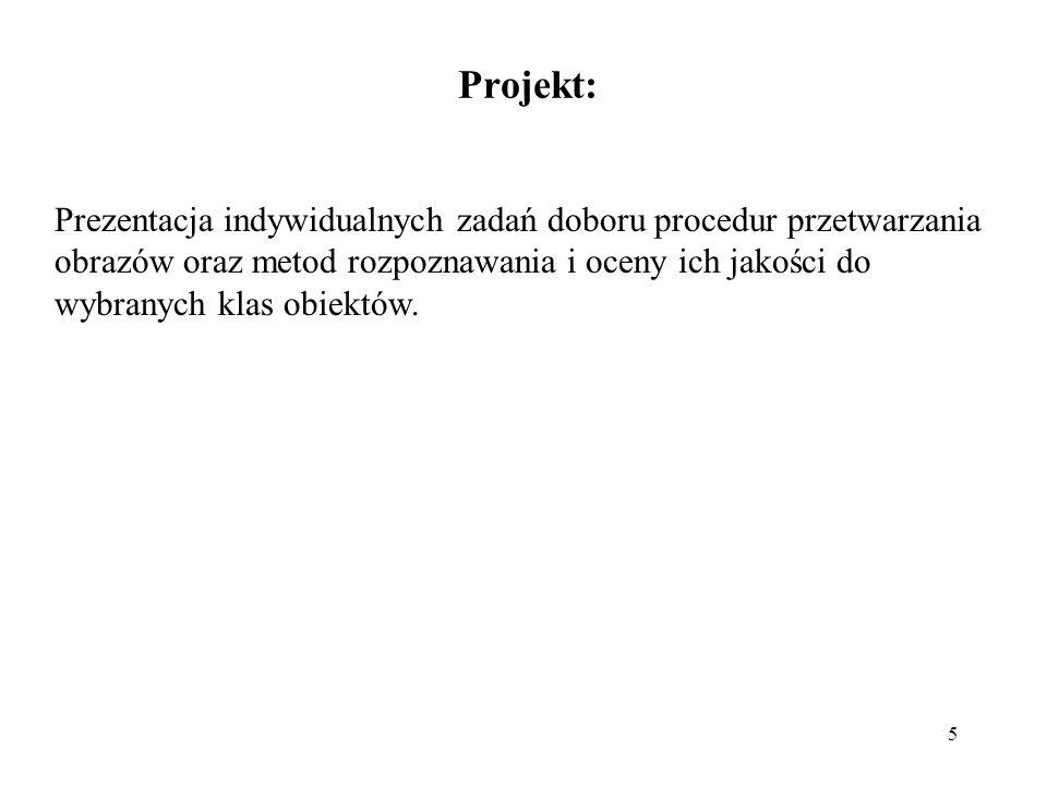 Projekt: