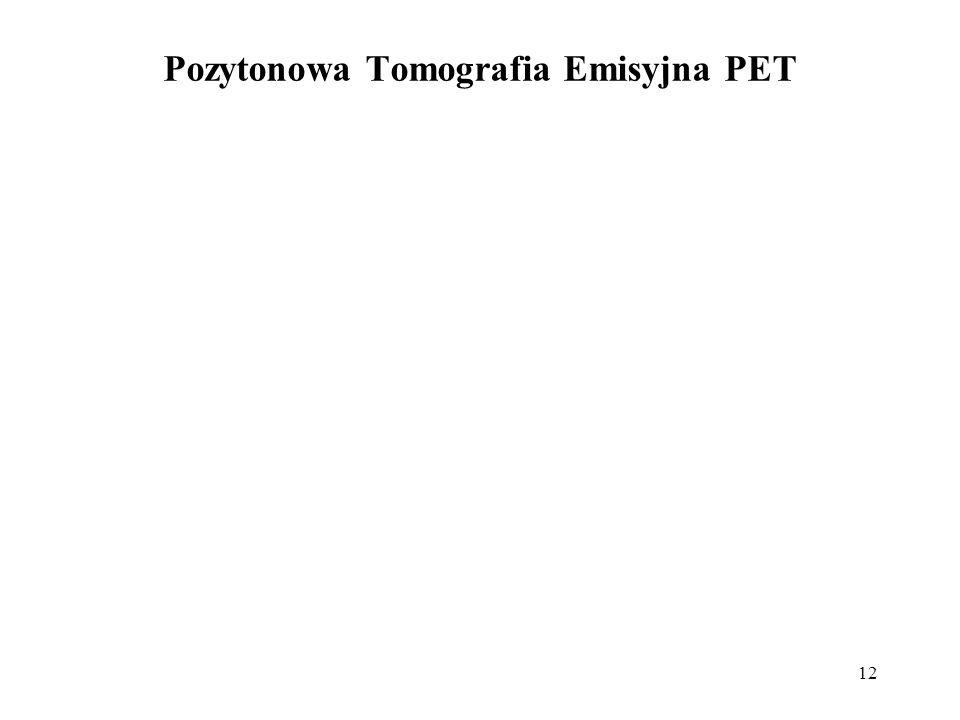 Pozytonowa Tomografia Emisyjna PET