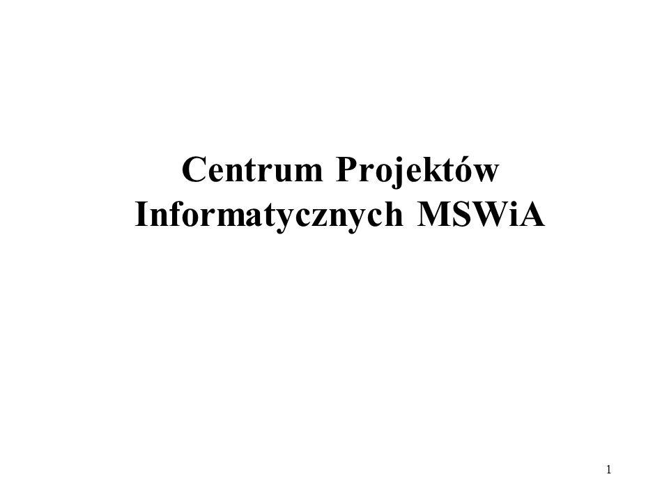Centrum Projektów Informatycznych MSWiA