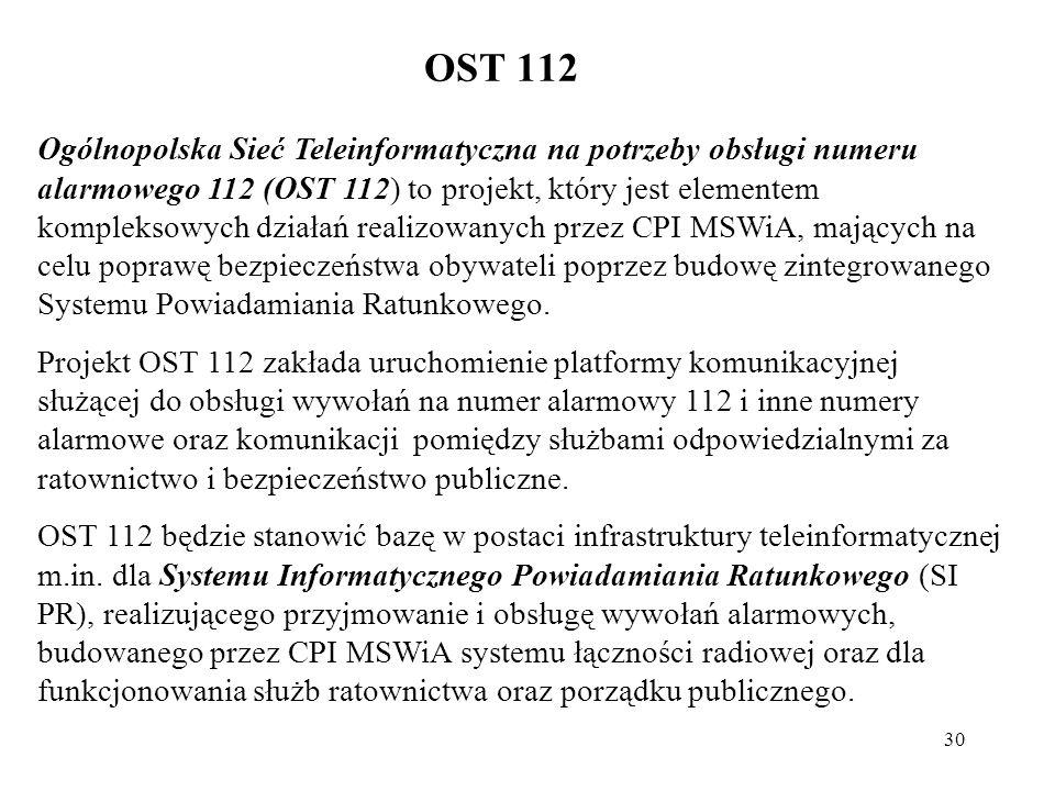 OST 112