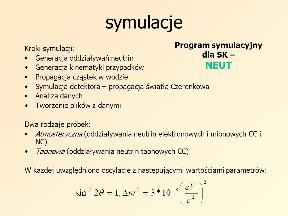 Program symulacyjny dla SK – NEUT