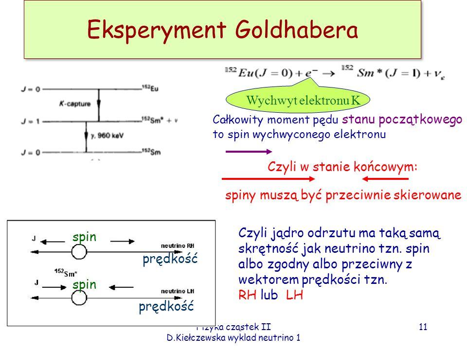 Eksperyment Goldhabera
