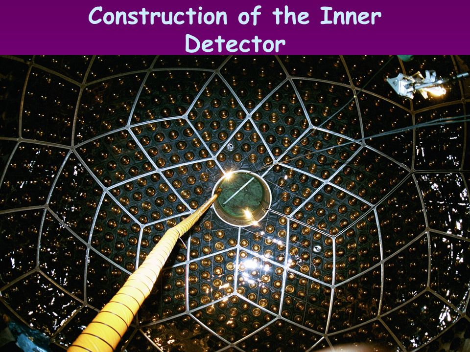 Construction of the Inner Detector