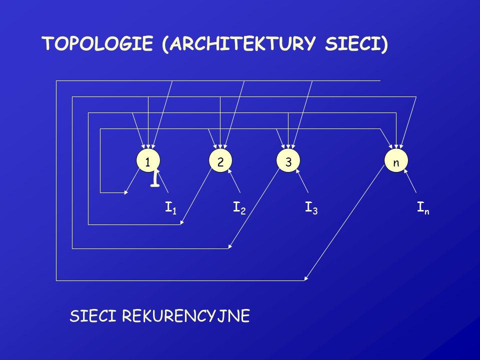TOPOLOGIE (ARCHITEKTURY SIECI)