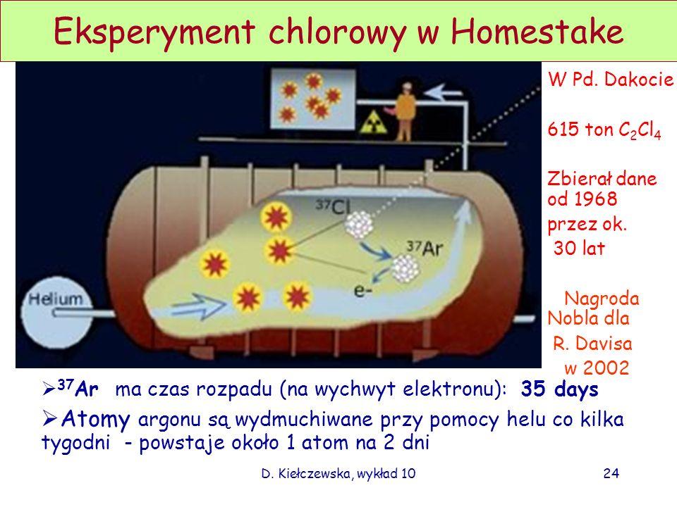 Eksperyment chlorowy w Homestake