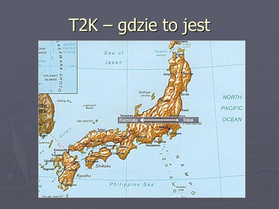 T2K – gdzie to jest Kamioka Tokai