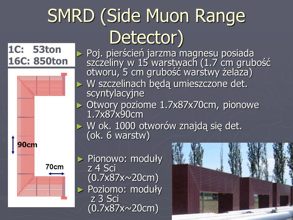 SMRD (Side Muon Range Detector)