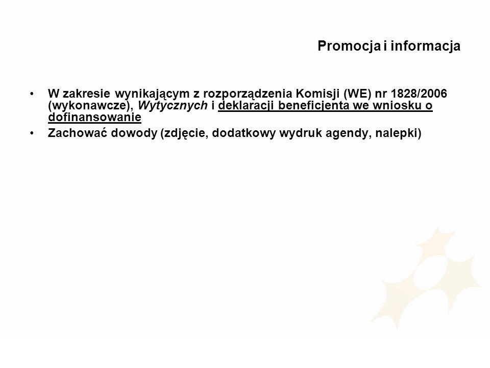 Promocja i informacja