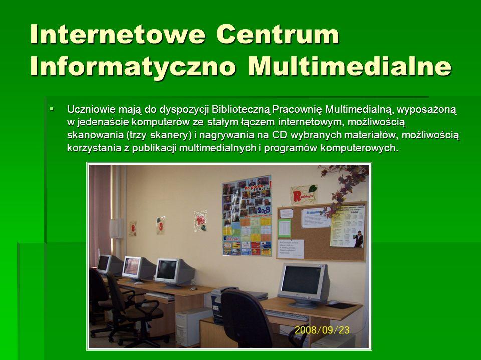 Internetowe Centrum Informatyczno Multimedialne